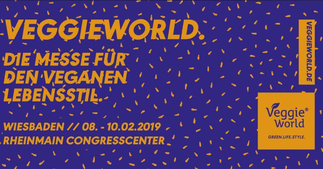 VeggieWorld Wiesbaden 2019